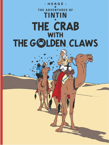 ENGLISH ALBUM #09: Crab with the Golden Claws