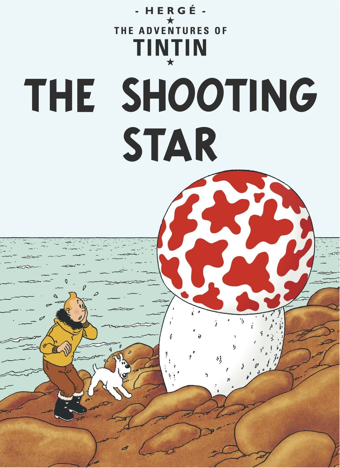 ENG COVER POSTCARD: The Shooting Star