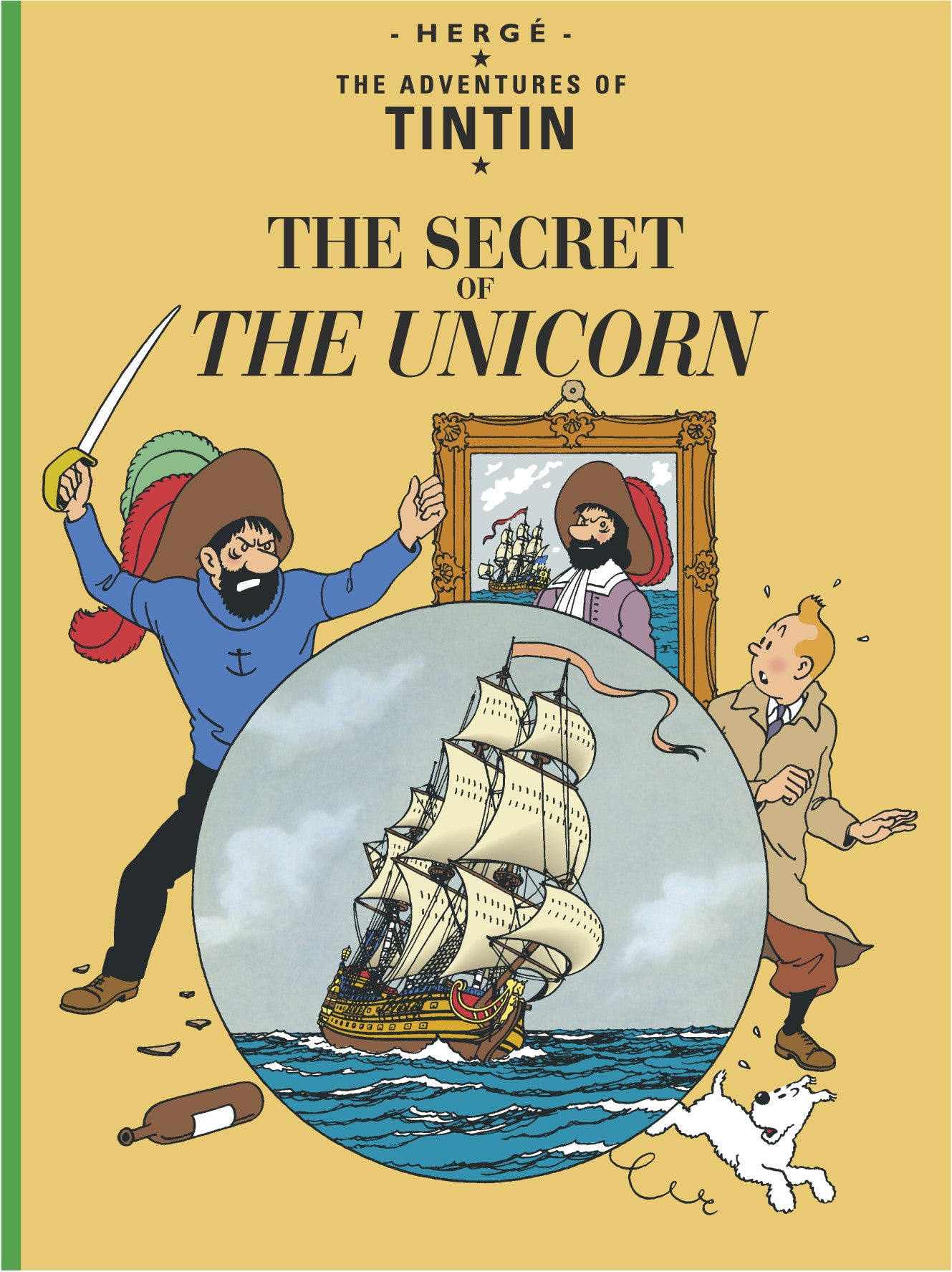 ENGLISH ALBUM #11: Secret of the Unicorn