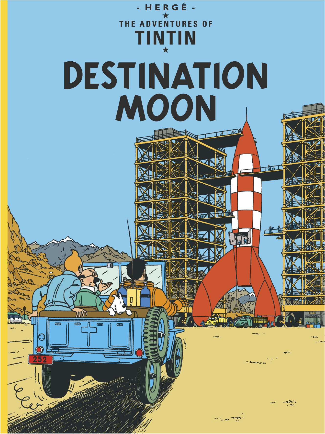 ENGLISH ALBUM #16: Destination Moon