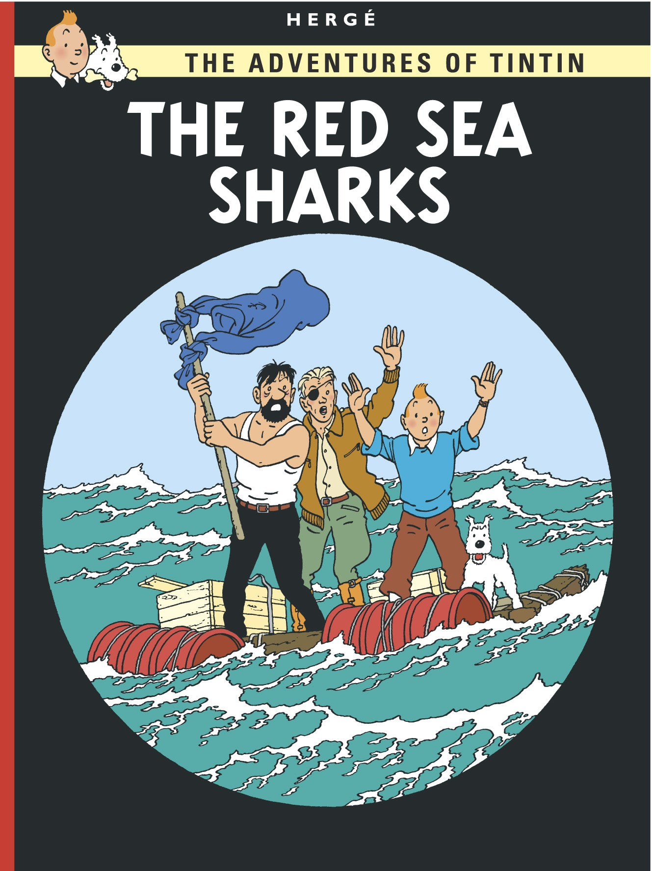ENGLISH ALBUM #19: Red Sea Sharks