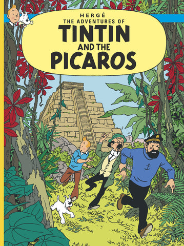 #23 Tintin and the Picaros