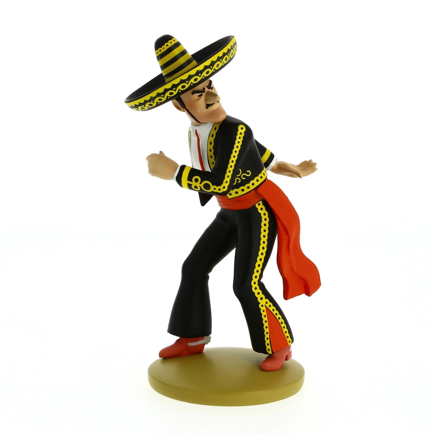 FIGURINE RESINE: Alcazar Knife Thrower