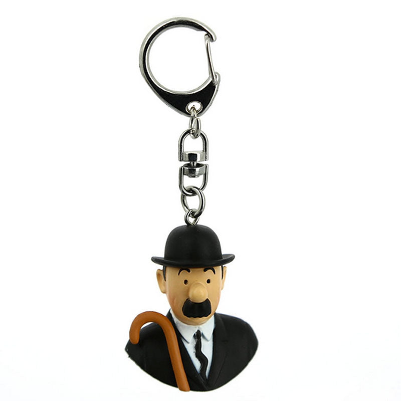 PVC KEYRING: Bust - Thompson