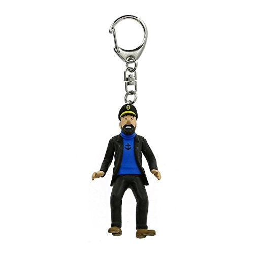 PVC KEYRING: Haddock in the Rally