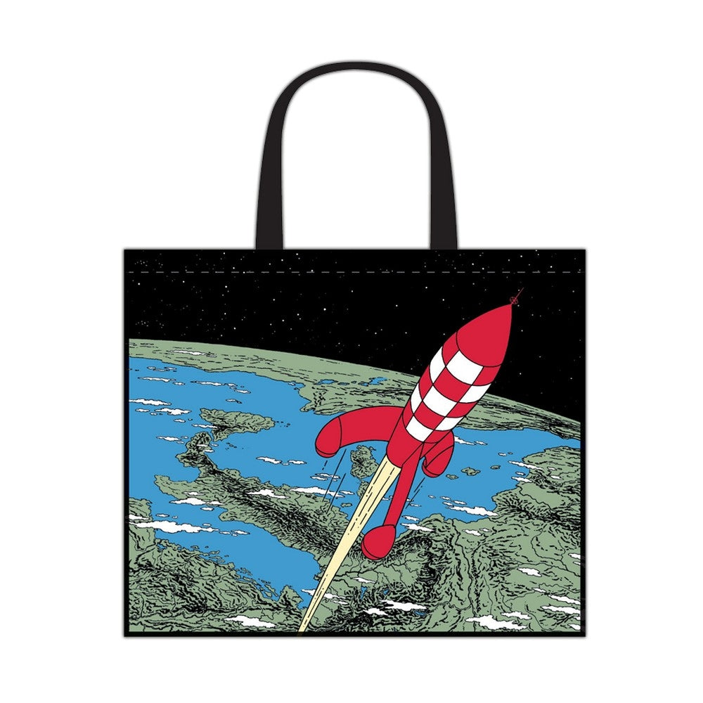 RECYCLED BAG: Rocket