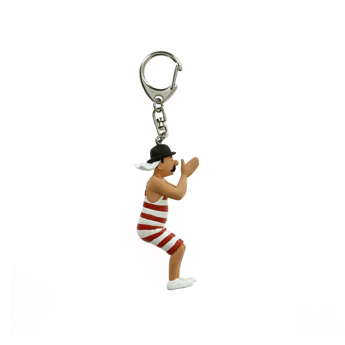 PVC KEYRING: Thomson Bather (A)