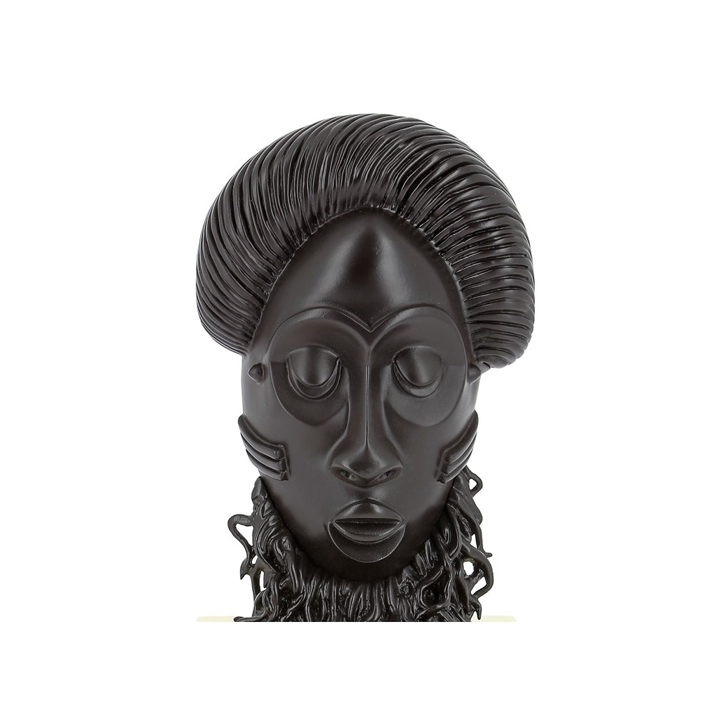 RESIN COLLECTIBLE: Museum Collection - African Mask