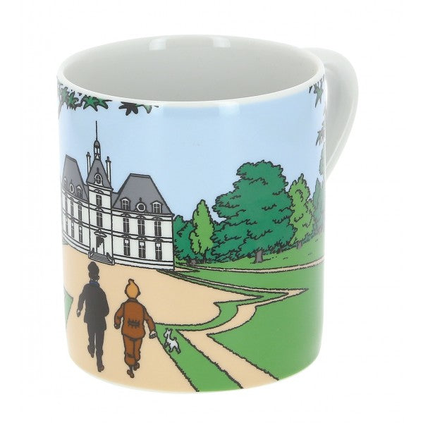 MUG: Marlinspike Hall