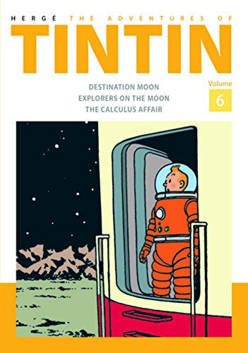 Tintin Comic: Collector's Volume 6