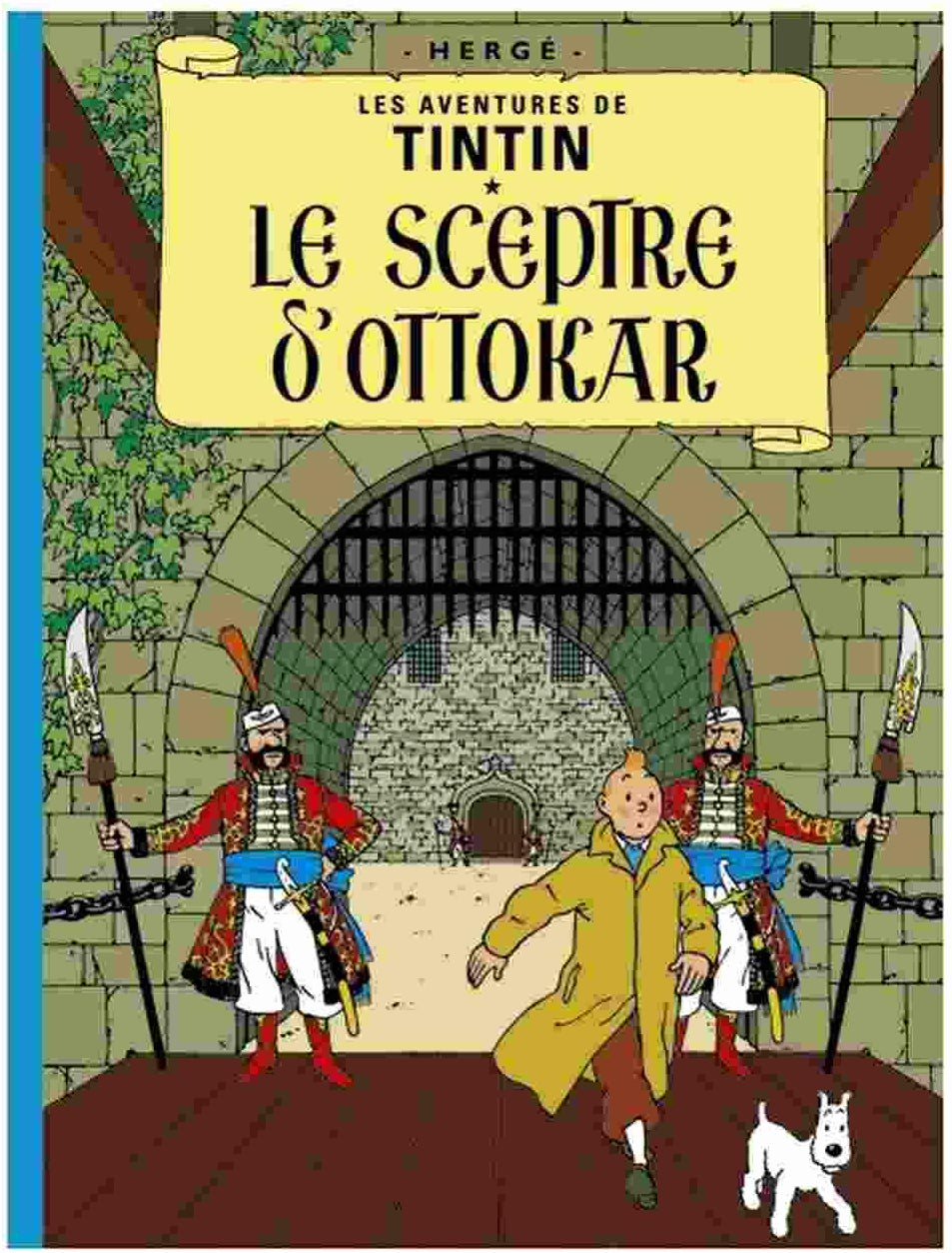FRENCH ALBUM #08: King Ottokar's Sceptre