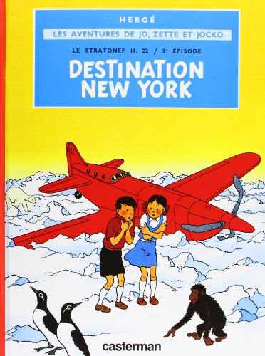 FRENCH ALBUM: Destination New York