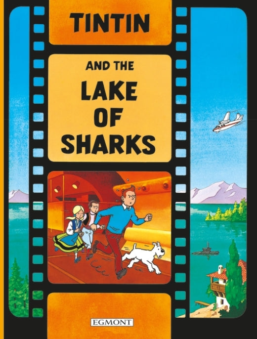 ENGLISH ALBUM: Lake of Sharks