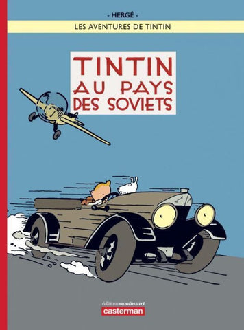 ALBUM: SOVIETS COLORED VERSION (FRENCH)