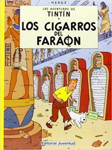 SPANISH ALBUM #04: Cigars of the Pharaoh