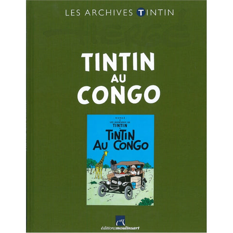 FRENCH ALBUM: CONGO