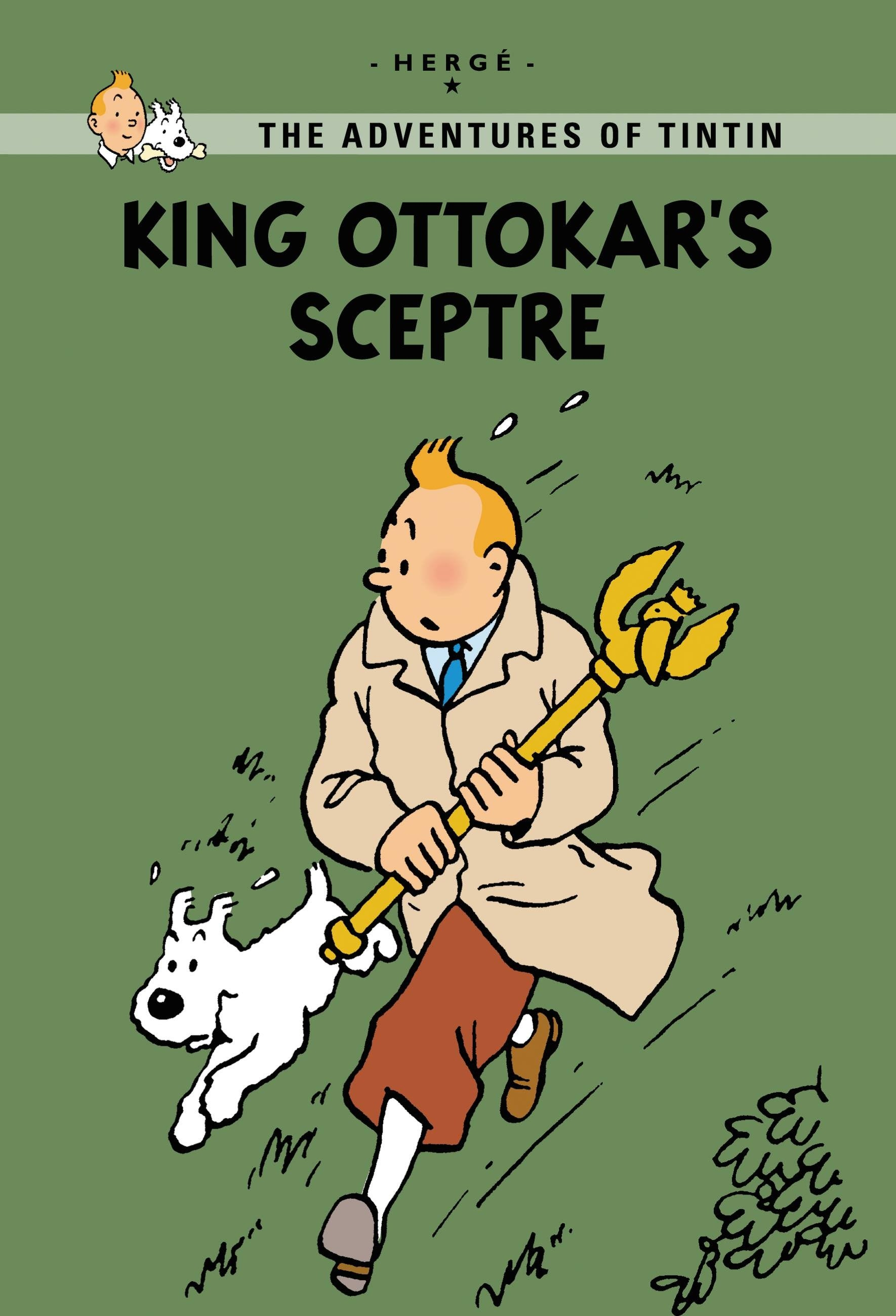 TINTIN YOUNG READERS: King Ottokar's Sceptre
