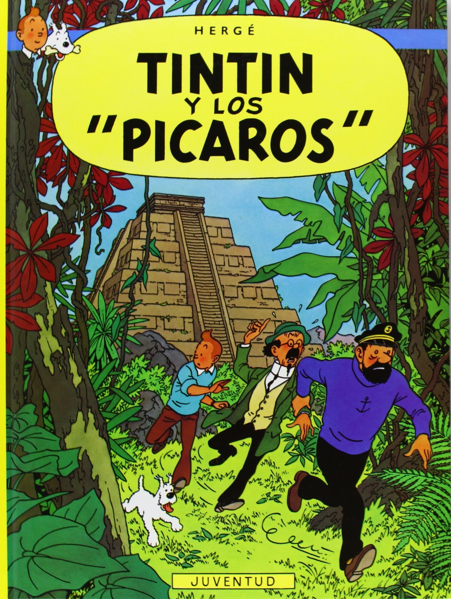 SPANISH ALBUM #23: Picaros