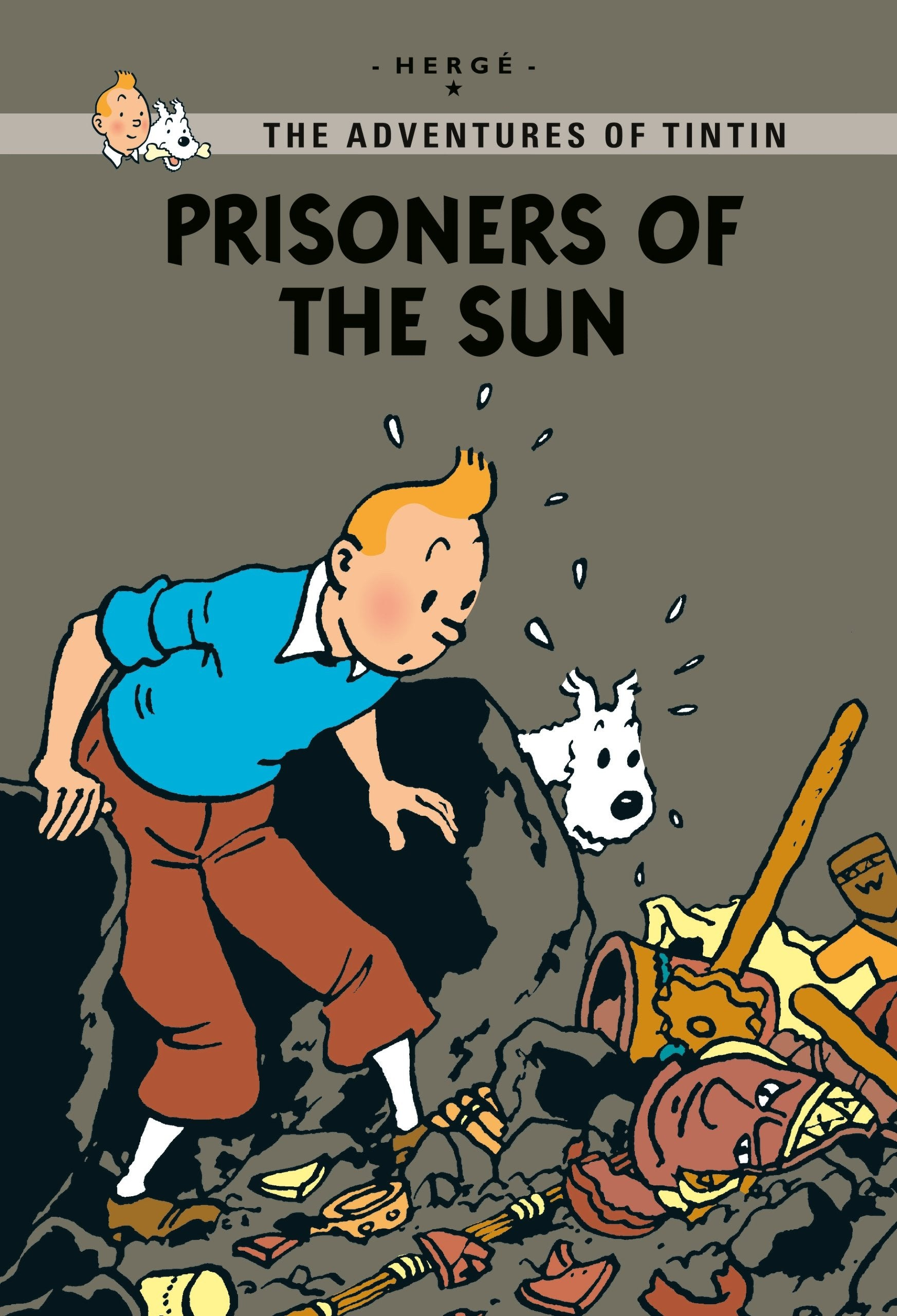 TINTIN YR: Prisoners of the Sun