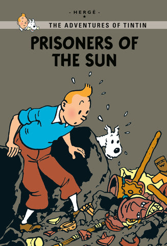 Tintin Young Readers: Prisoners of the Sun