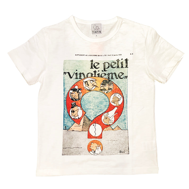T-SHIRT: Le Petit - Question Mark