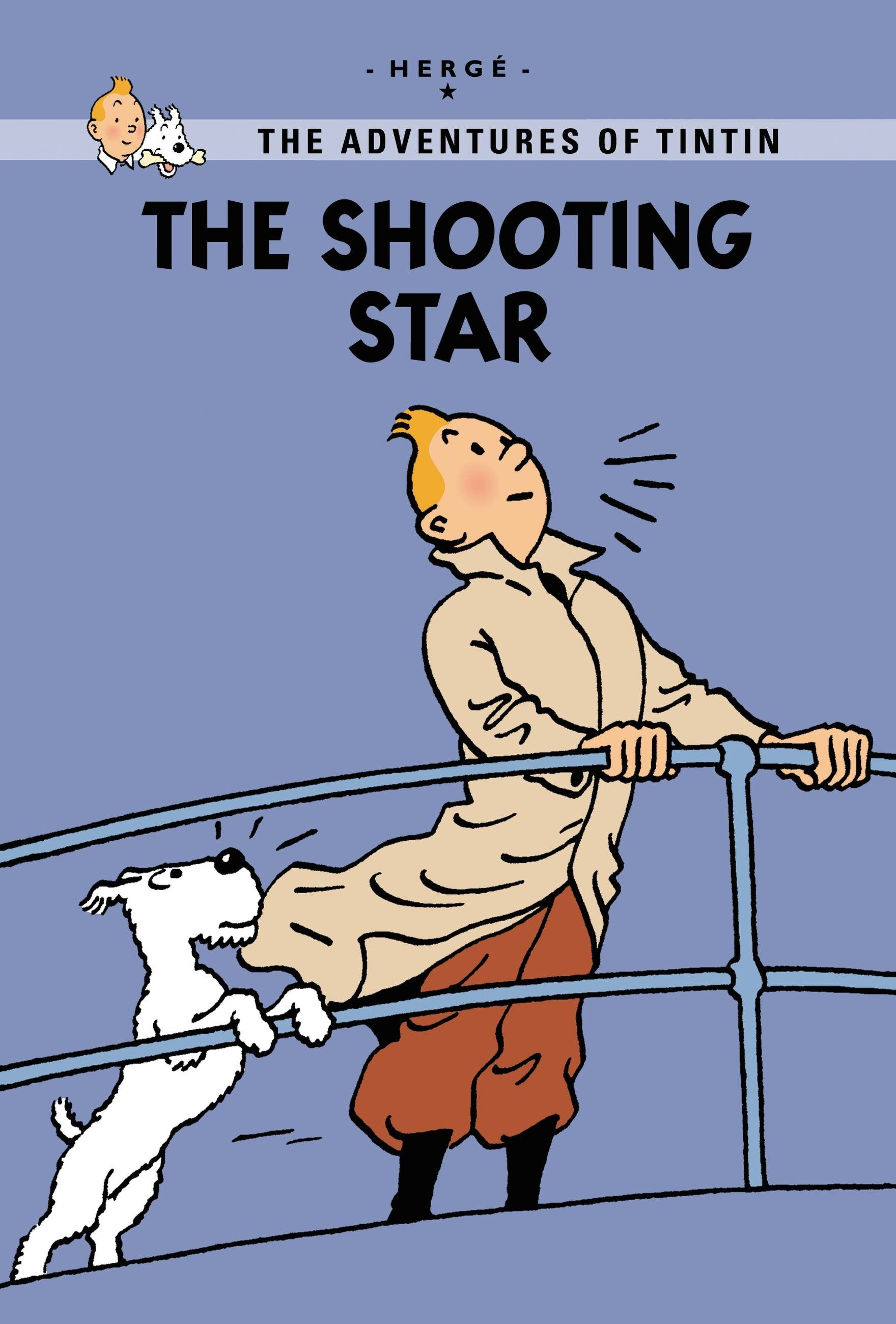 TINTIN YR: Shooting Star