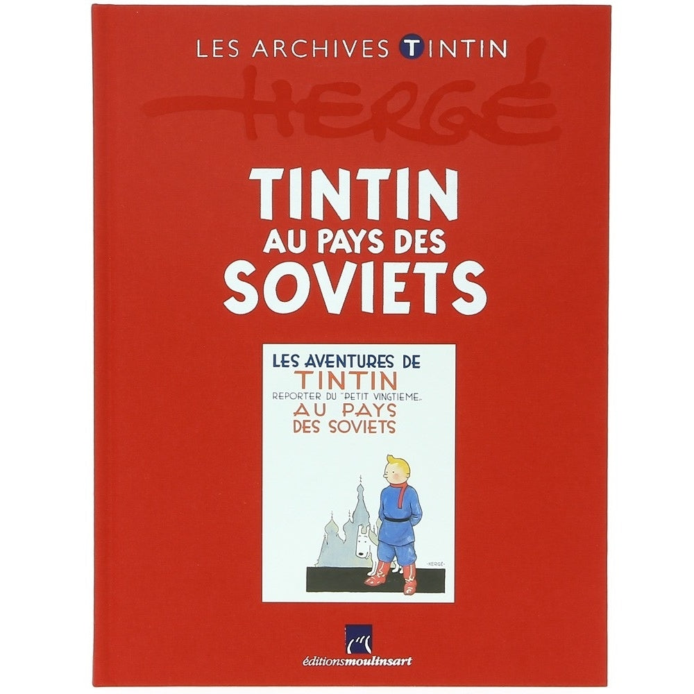 FR COVER ALBUM: Les Archives Soviets