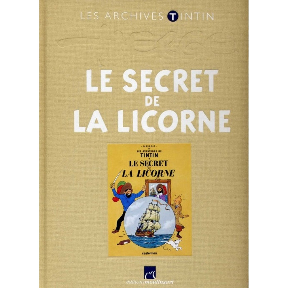 TINTIN YOUNG READERS: The Secret of the Unicorn