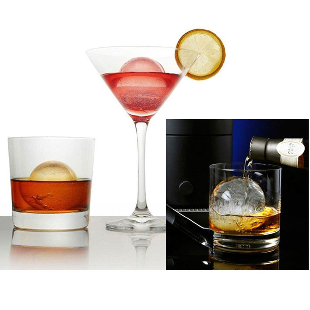 Whiskey Cocktail Ice Ball Maker