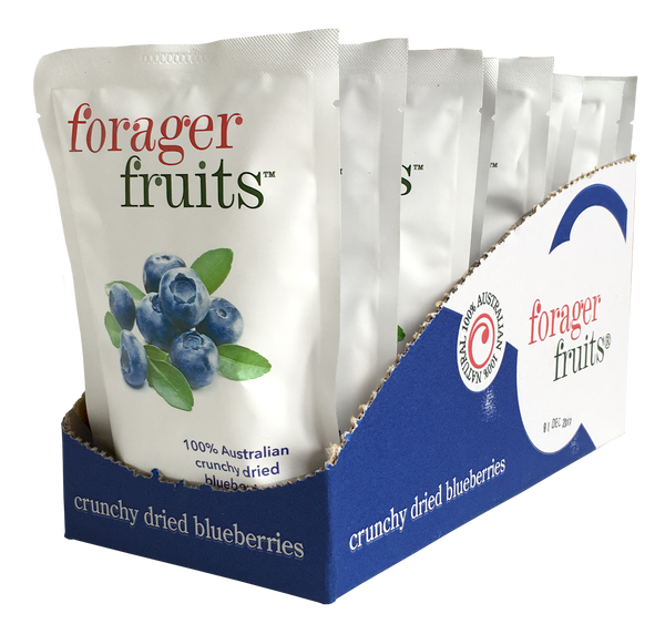 Freeze Dried Blueberries | 100% Australian - Forager Foods