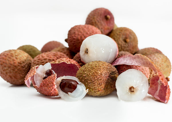 SPECIAL Freeze Dried Caramelised Lychee - Forager Foods