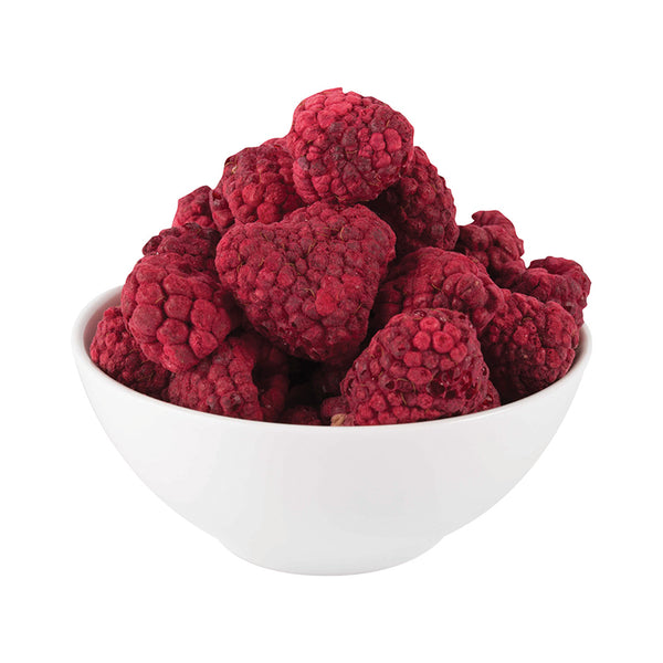 Freeze Dried Raspberries - Forager Foods