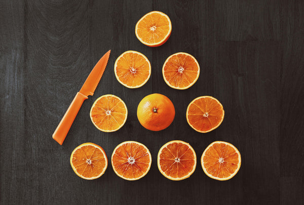 Freeze Dried Blood Oranges - Forager Foods