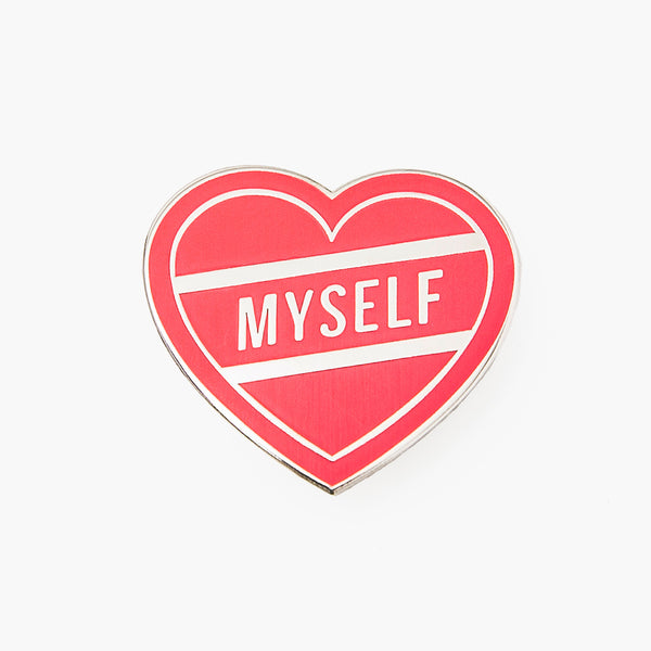 Love Myself Pin - Weird Empire