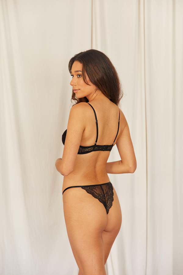 Basic Thong - Black
