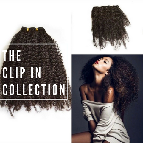 The Clip In Collection