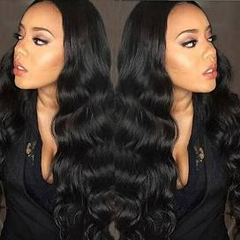 The Bianca - Brazilian Body Wave Lace Front Wig