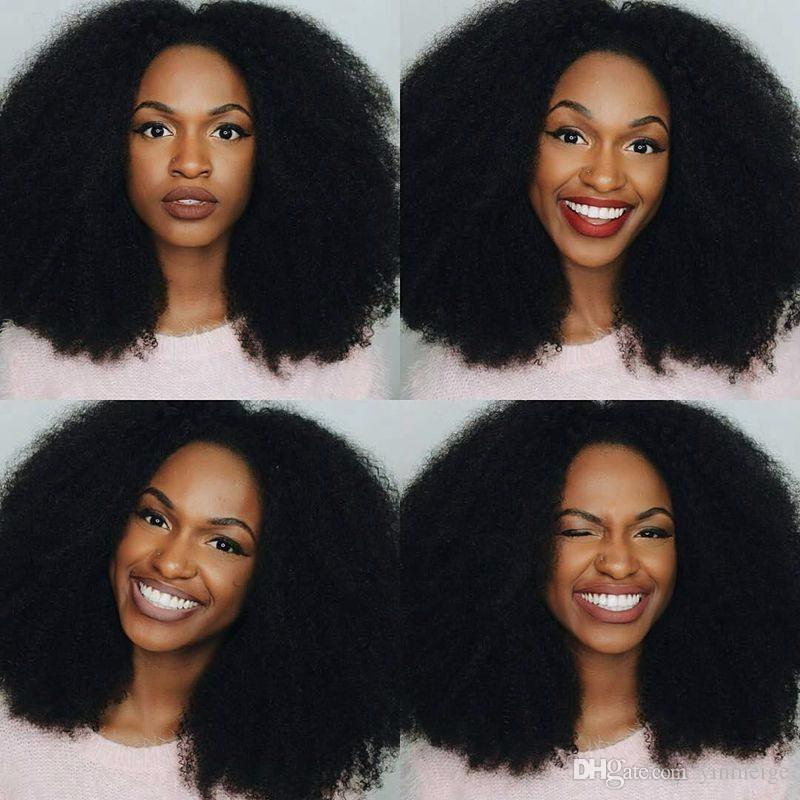 The Ebony Wig - 250 Density Lace Front Wig