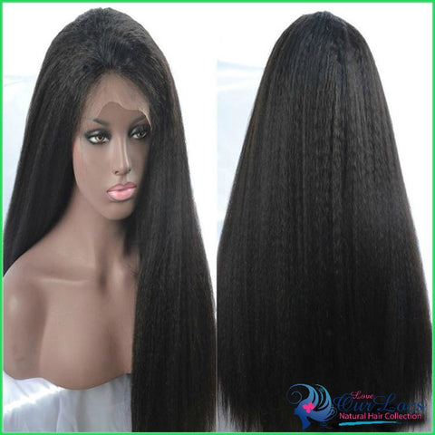The Kenya Wig - 180 Density Lace Front Wig