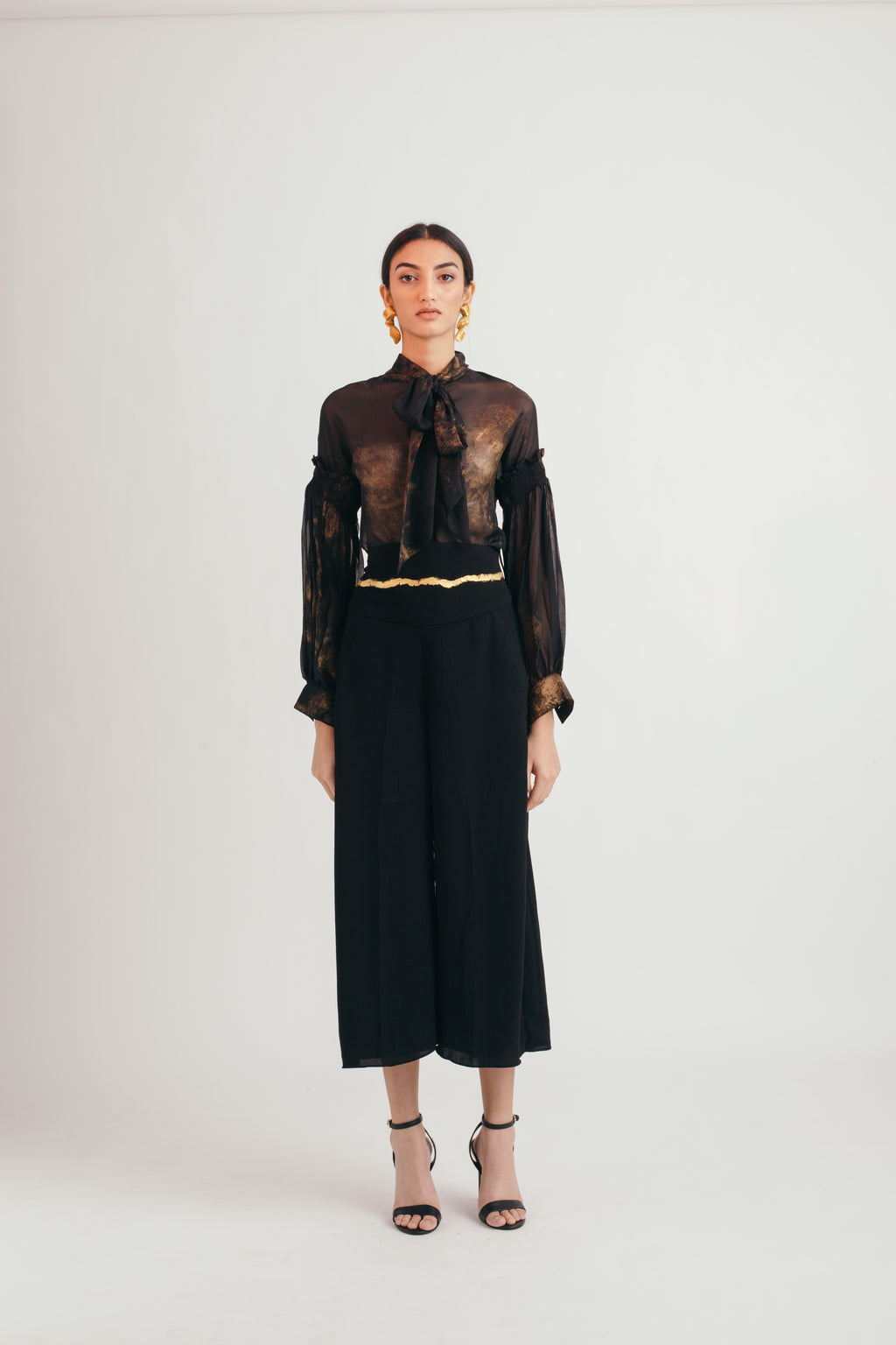 The Broken Beam Culottes - Bhaavya Bhatnagar