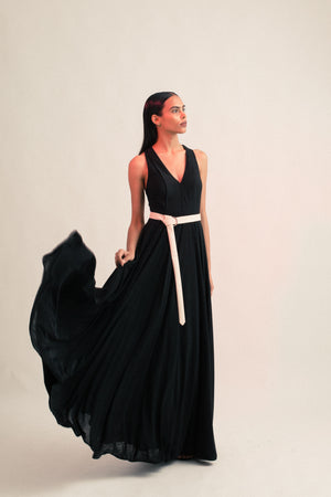 The Black Out Dress - Bhaavya Bhatnagar