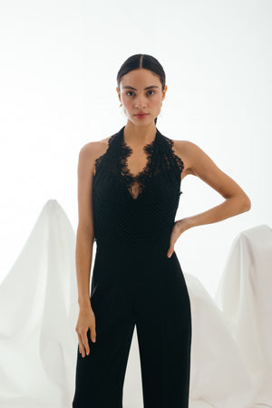 DARK BLOOM Jumpsuit - Bhaavya Bhatnagar