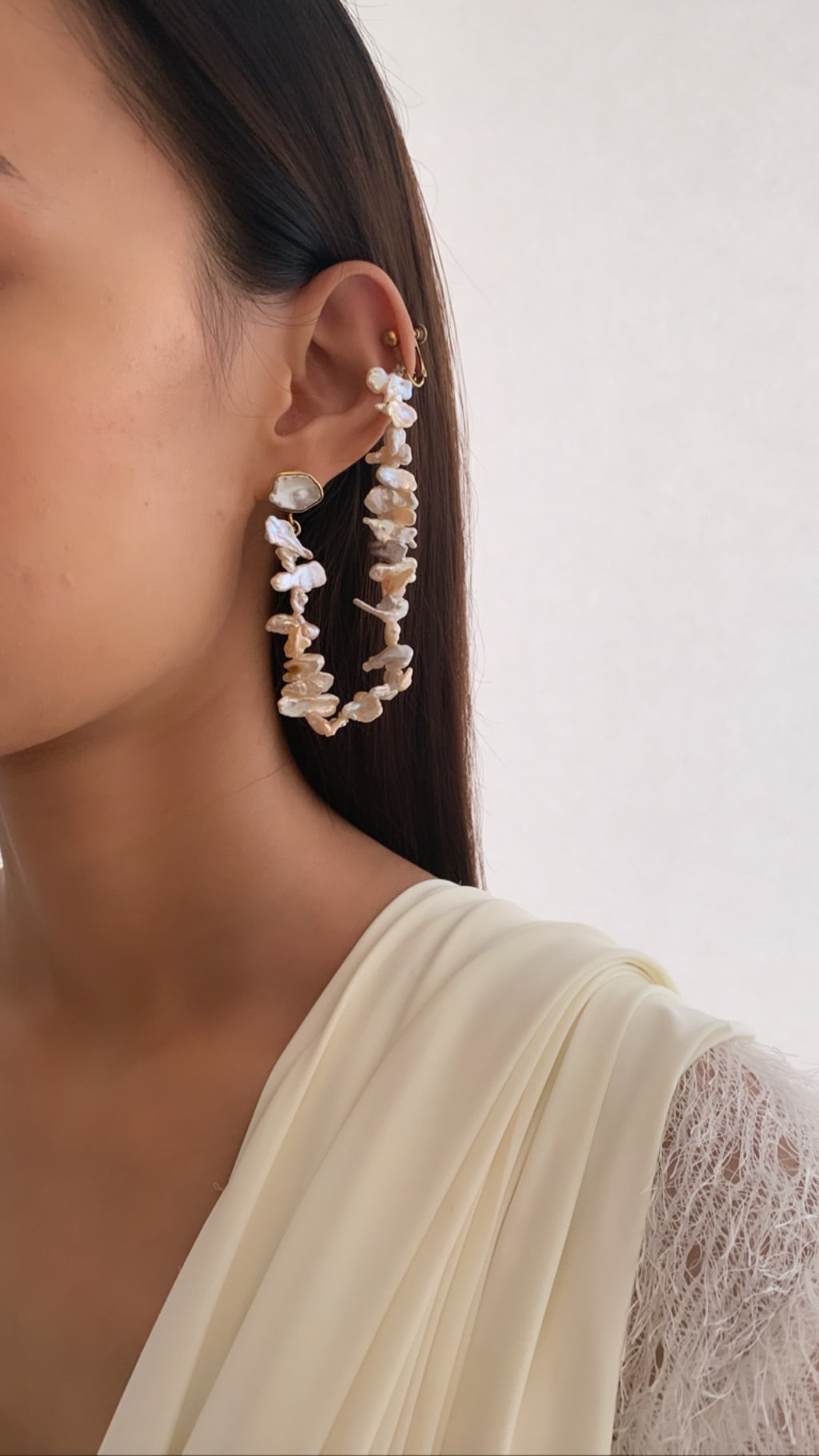'Feeling This, Feeling That' Earring - Bhaavya Bhatnagar