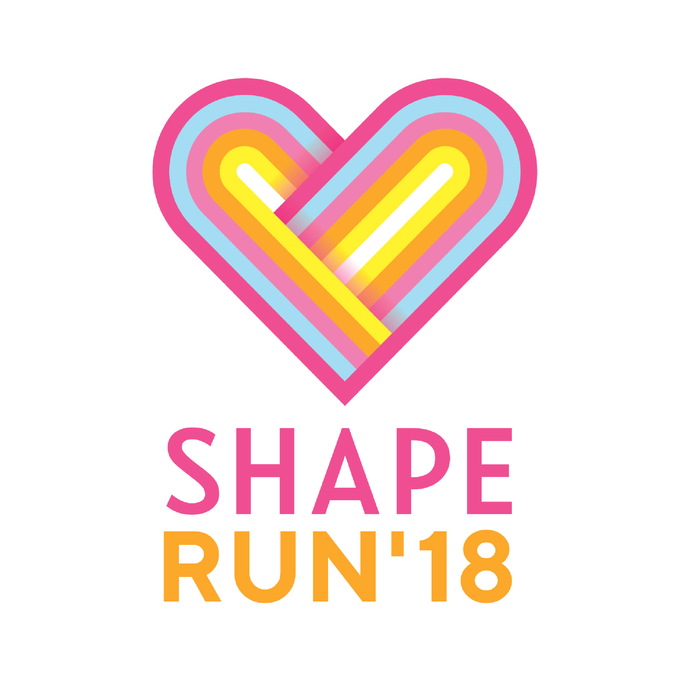 Official Bag Designer for Shape Run 2018