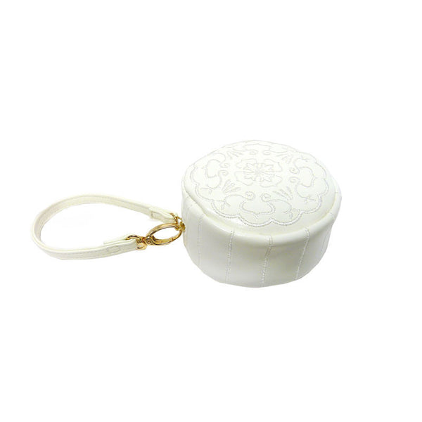 Snowskin Mooncake Wristlet Bag (Limited Edition)