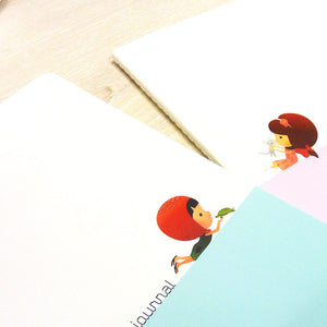 Private Moments Journal (Png Kueh Girl)