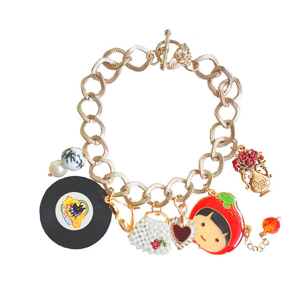 Charm Bracelet - Things we love