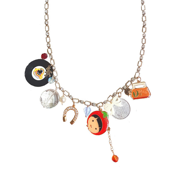 Charm Necklace - Beautiful Life