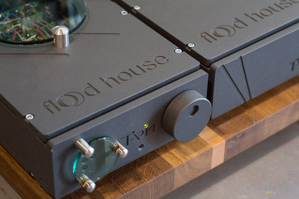 REVIEW : TARIM AUDIO FLOODHOUSE