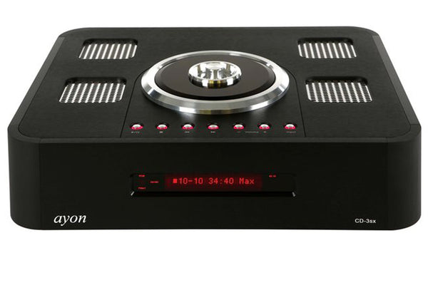 Review : Ayon Audio CD-3sx